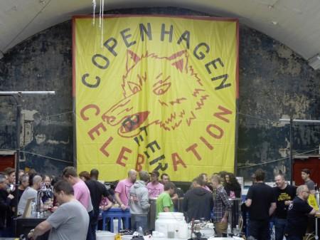 Copenhagen Beer Celebration 2014 banner
