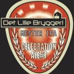 Det Lille Bryggeri Celebration Ale #7 Mester IPA
