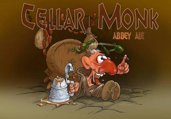 Det Lille Bryggeri Cellar Monk