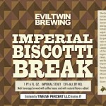 Evil Twin Brewing Imperial Biscotti Break