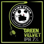 Nye øl: Flying Couch Brewing Green Velvet, Pillow Fight