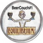 Ny øl: Flying Couch Brewing/BeerHere BeerCouch#1 Equilibrium