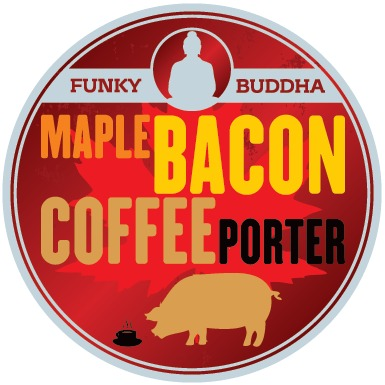 Funky Buddha Maple Bacon