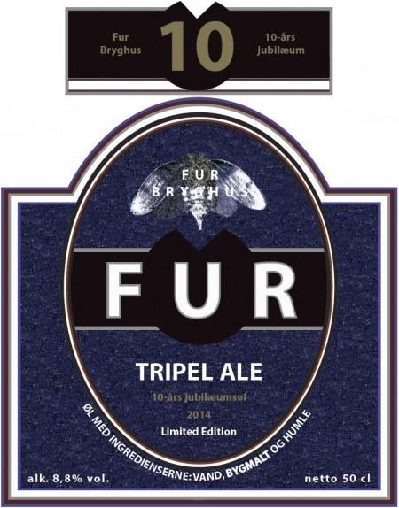 Fur Bryghus Fur Tripel Ale