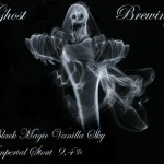 Ghost Brewing Black Magic Vanilla Sky