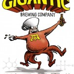 Gigantic Brewing Company Too Much Coffee Man