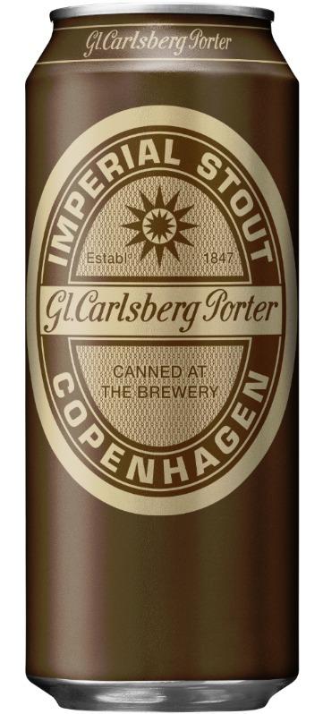 Gl. Carlsberg Porter smal