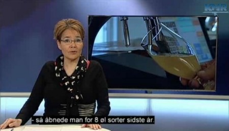 Grønland KNR nye øl 2013