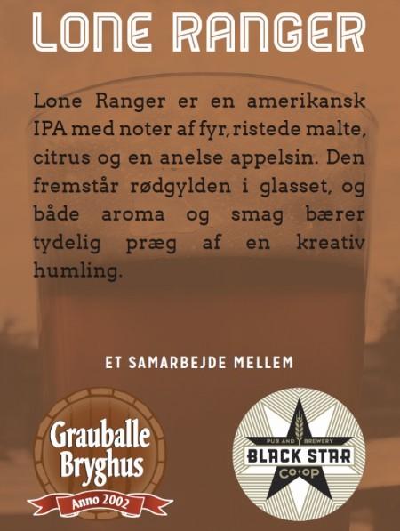 Grauballe Bryghus Lone Ranger
