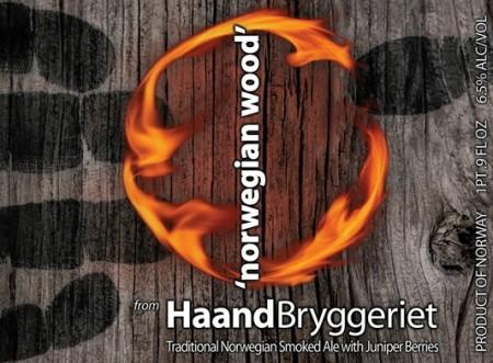 Haandbryggeriet Norwegian Wood