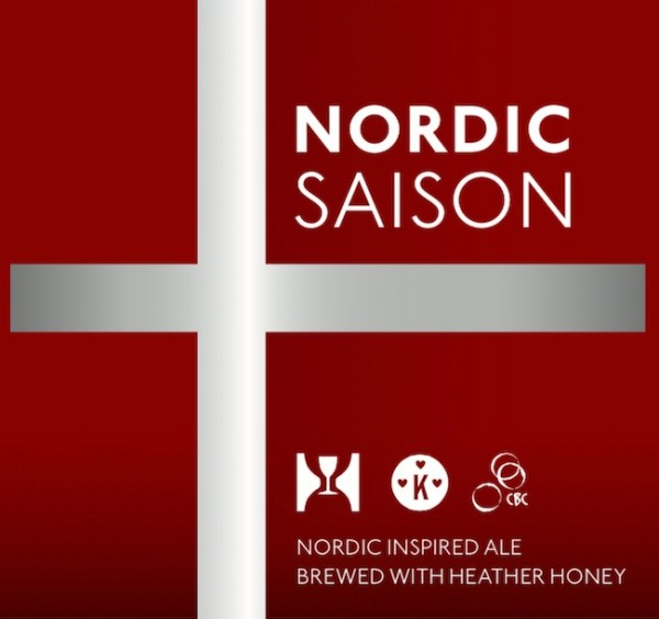 Hill Farmstead Brewery Nordic Saison