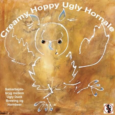 Hornbeer Creamy Hoppy Ugly Hornale