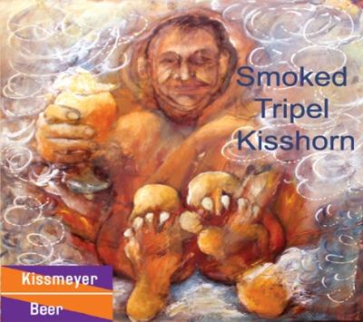 Hornbeer Smoked Tripel Kisshorn