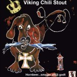 Hornbeer Viking Chili Stout