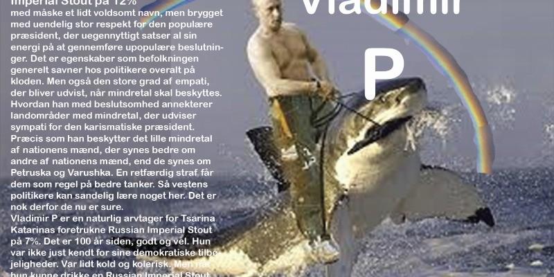 Ny øl: Hornbeer Vladimir P