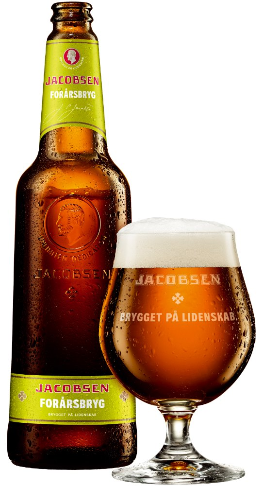 Husbryggeriet Jacobsen Forårsbryg