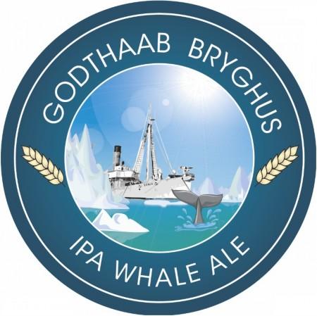 Godthaab Bryghus IPA Whale Ale