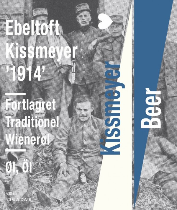 Kissmeyer Beer Ebeltoft Kissmeyer 1914