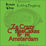 Kolding Bryglaug Ze Crazy Coffee Cakes From Amsterdam