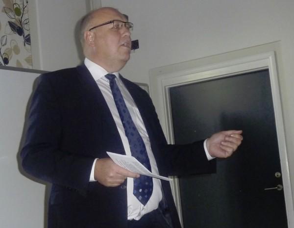 Kristian Pihl Lorentzen Ny Nordisk Øl 2014