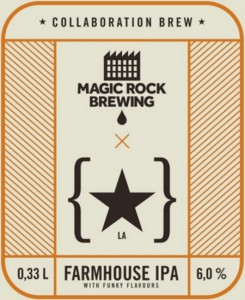 Lervig Magic Rock Farmhouse IPA