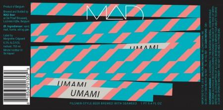 Mad Beer Umami
