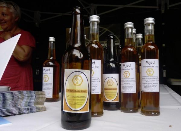 Magtenbølle Honning & Mjød øl og mjød