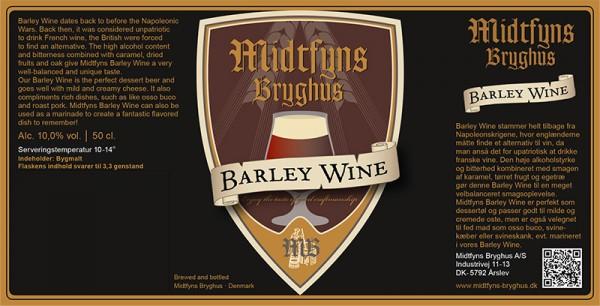 Midtfyns Bryghus Barley Wine