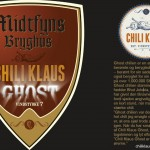Nye øl: Midtfyns Bryghus Chili Klaus Ghost, Belgien Strong Ale, Single Hop Pale Ale Simcoe