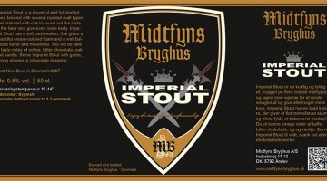 Midtfyns Bryghus Imperial Stout