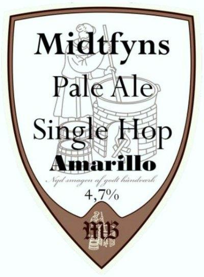 Midtfyns Bryghus Pale Ale Single Hop Amarillo