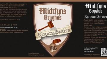 Midtfyns Bryghus Rough Snuff 2