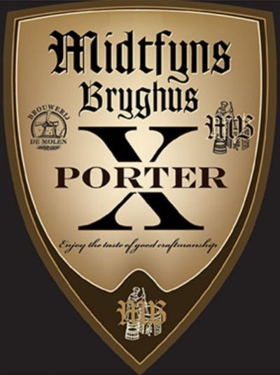 Midtfyns Bryghus X Porter