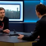 Mikkel Borg Bjergsø interviewet på Lorry