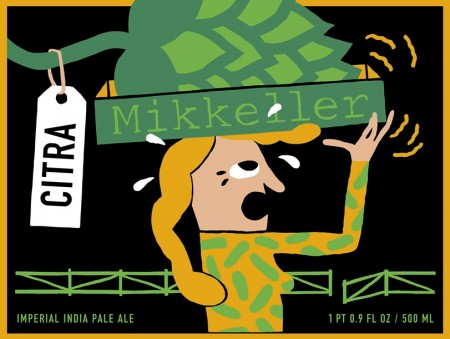 Mikkeller Imperial India Pale Ale Citra