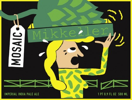 Mikkeller Imperial India Pale Ale Mosaic