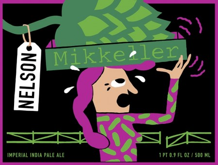 Mikkeller Imperial India Pale Ale Nelson