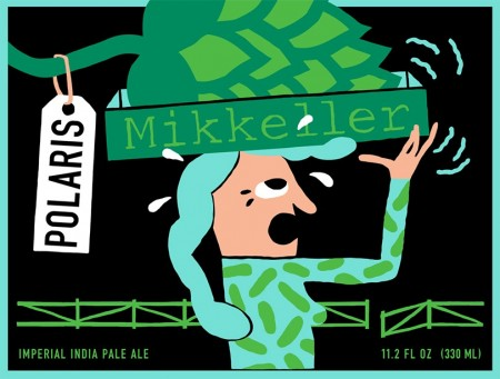 Mikkeller Imperial India Pale Ale Polaris