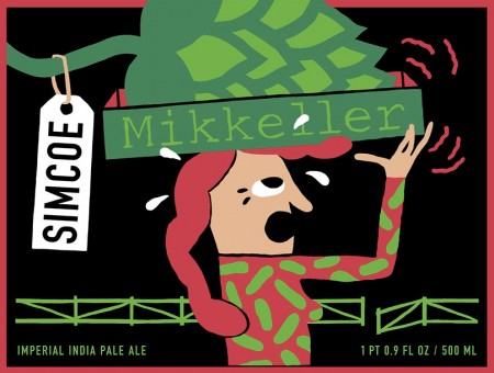 Mikkeller Imperial India Pale Ale Simcoe