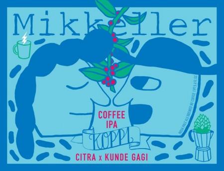 Mikkeller Koppi Citra x Kunde Gagi Coffee IPA