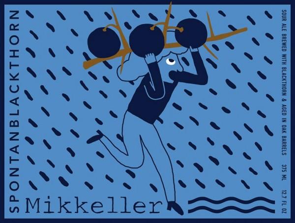 Mikkeller Spontanblackthorn