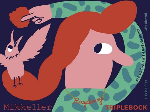 Mikkeller Triplebock Raspberry
