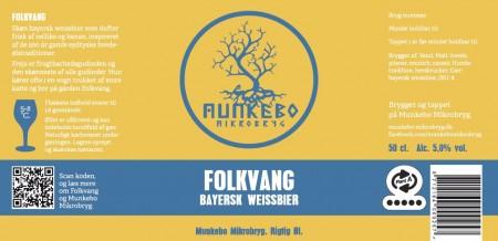 Munkebo Mikrobryg Folkvang