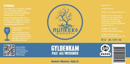 Munkebo Mikrobryg Gyldenkam