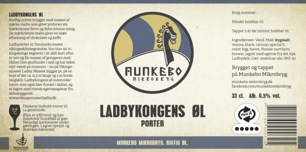 Munkebo Mikrobryg Ladbykongens Øl