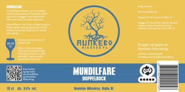 Munkebo Mikrobryg Mundilfare
