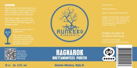Munkebo Mikrobryg Ragnarok