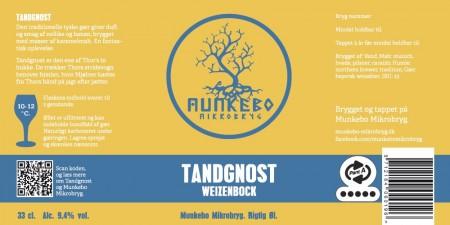 Munkebo Mikrobryg Tandgnost