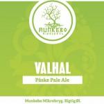 Ny øl: Munkebo Mikrobryg Valhal