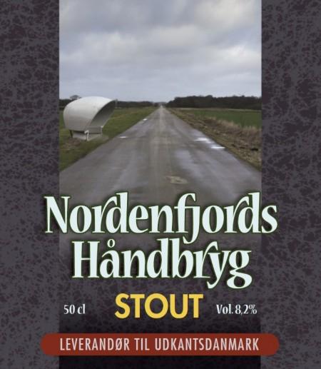 Nordenfjords Håndbryg Stout